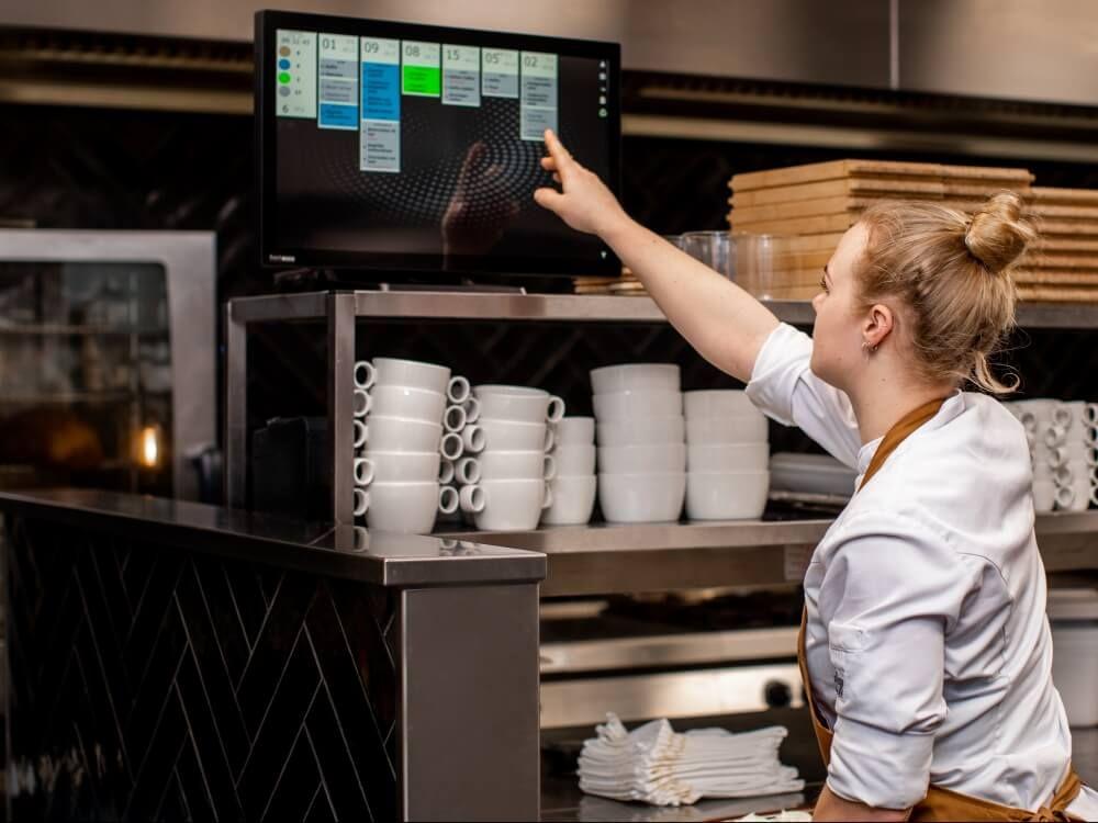 Keukenschermen
